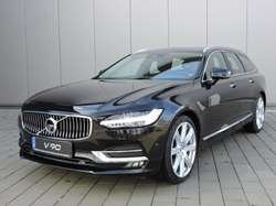 Volvo V90 D4 Geartronic Inscription / Onyx-Schwarz Metallic (9101/BFH)