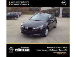 Opel Astra K 1.4Turbo Edition Navi 900 Sitzhzg. 150PS (0035/BFM)
