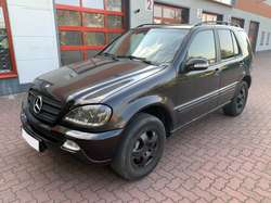 Mercedes-Benz ML 350 Leder Klima AHK (0710/967)
